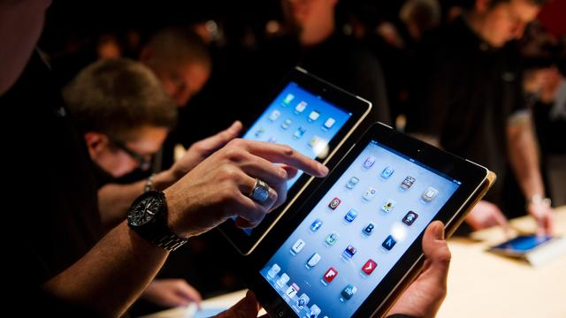 'Apple onthult iPad mini in oktober'