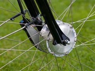 Politie trof zeven elektrische fietsen aan