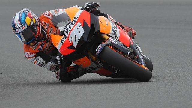 Pedrosa wint MotoGP in Tsjechië