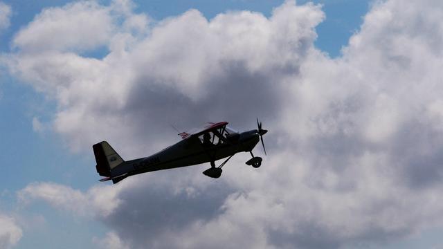 Twee Nederlanders dood door crash vliegtuigje