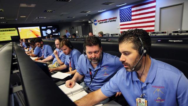 NASA schort contact met Rusland op