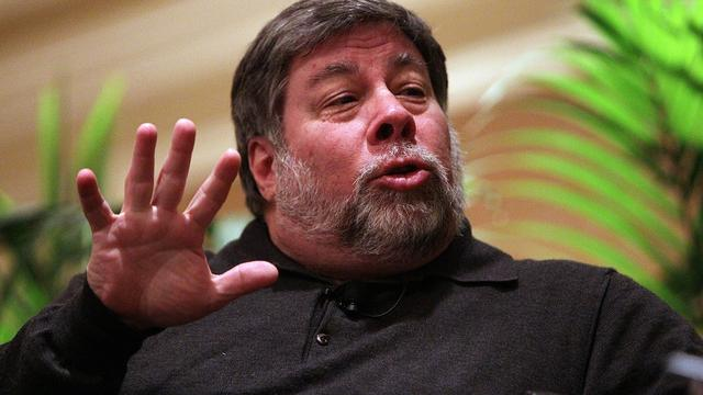 Apple-oprichter Wozniak in rij voor iPhone 4s