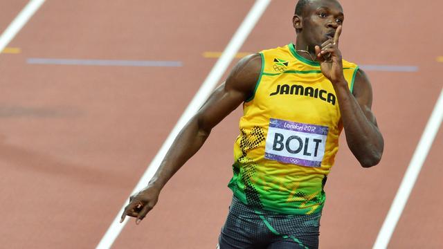 Bolt wil onder negentien seconden op 200 meter