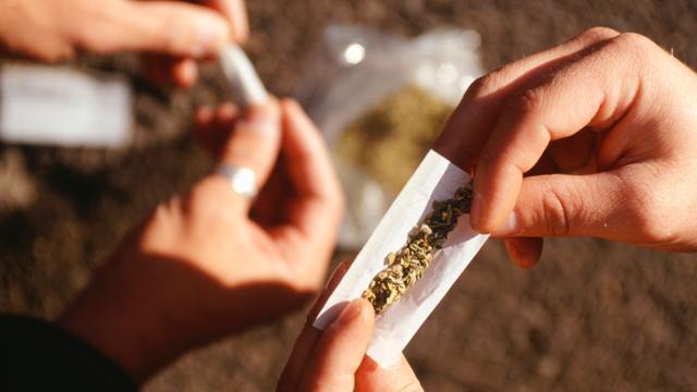 'Cannabis tegen dementie'