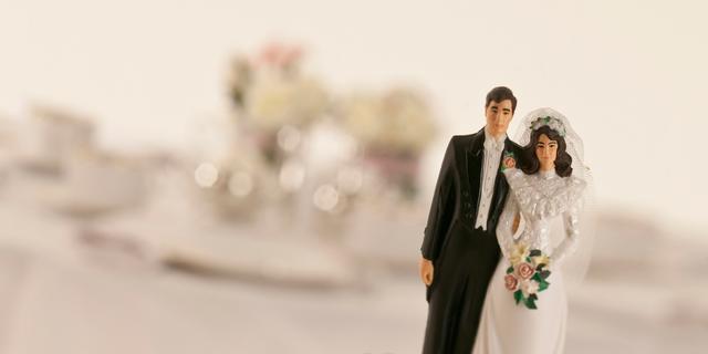 Bruidspaar bekostigt trouwerij met spaarpunten