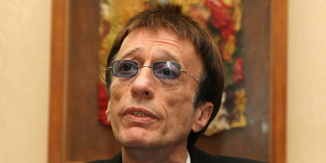 Bee Gees-zanger Robin Gibb in coma