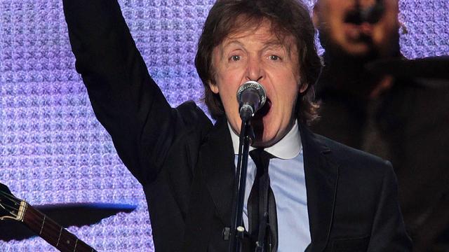 Paul McCartney steunt Pussy Riot