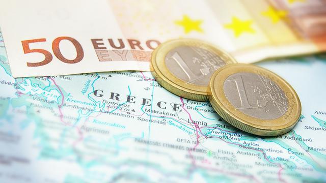 Griekenland haalt 4 miljard op met leningen