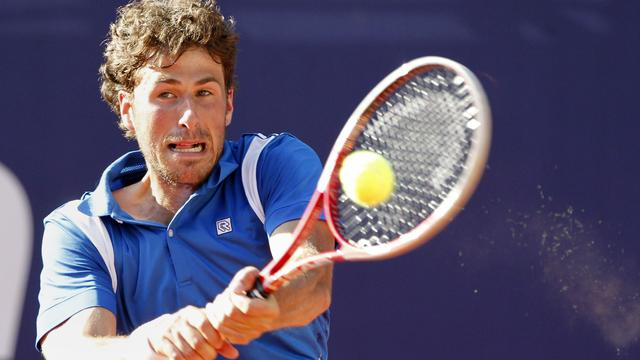 Haase verliest in eerste ronde ATP Cincinnati