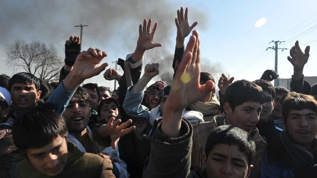 Doden door crash legerhelikopter Afghanistan