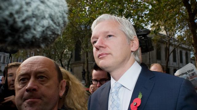 Ecuador beslist deze week over Assange