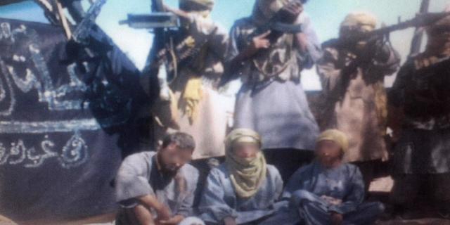 Video van in Mali ontvoerde Nederlander