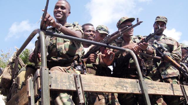 Ethiopië denkt over Somalië-missie
