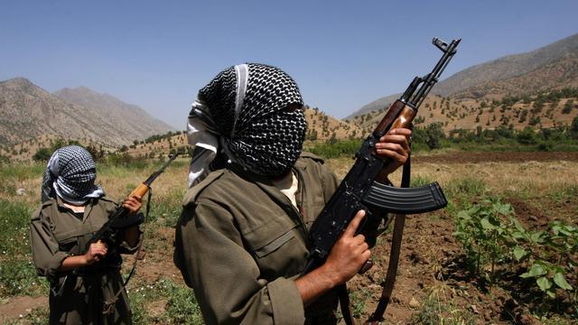 Koerdische strijdgroepen samen tegen Iran