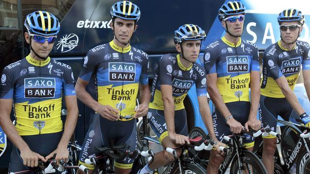 Ronde van Spanje start met ploegentijdrit