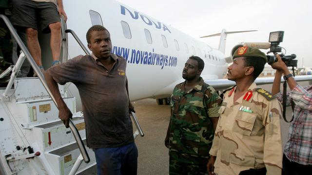 Sudan pakt westerlingen op bij zuidergrens