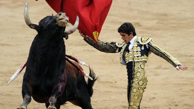 Stierenvechten officieel Spaans cultuurgoed
