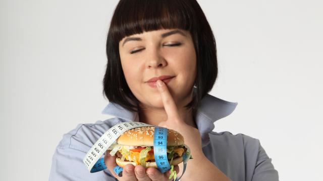 Onthouden wat je eet helpt bij afvallen