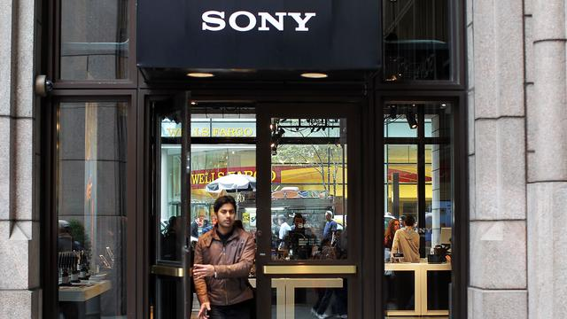 'Sony en Olympus naderen overeenkomst'