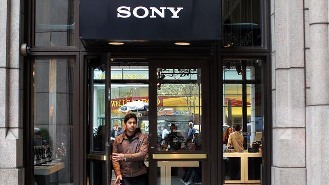 'Sony zal bijna 500 miljoen euro in Olympus investeren'