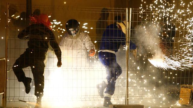 Veel gewonden bij ongeluk met vuurwerk Spanje