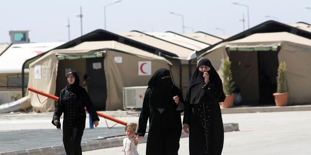 'Nederland moet Syrische dochters van gevluchte gezinnen toelaten'