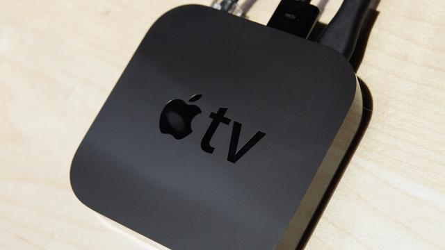 'Nieuwe Apple TV komt in de zomer met Siri en App Store'