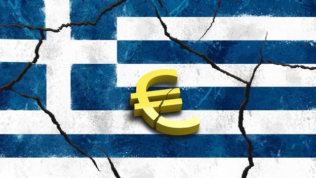 Cruciaal overleg over Griekse bezuinigingen