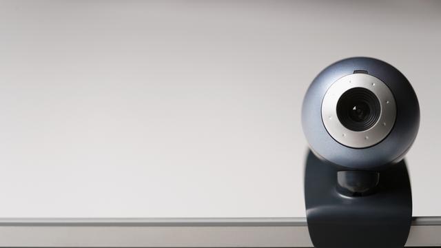 Hacker kan meekijken met webcam kinderdagverblijf