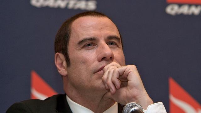 John Travolta geëerd op filmfestival in Zürich