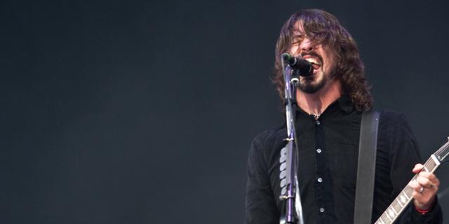 Dave Grohl praat over pauze Foo Fighters