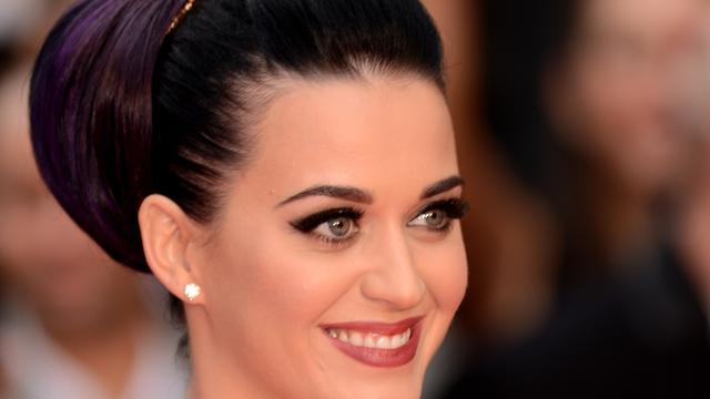 Katy Perry zingt voor Obama