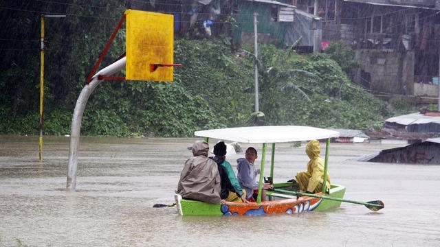 Opnieuw dodelijk noodweer in Filipijnen