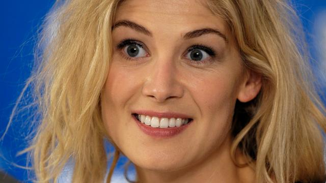 Rosamund Pike speelt in The World's End