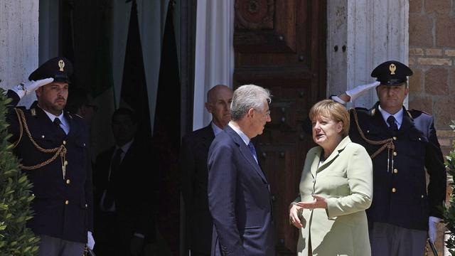 'Hoge rente Italië raakt Duitsland ook'
