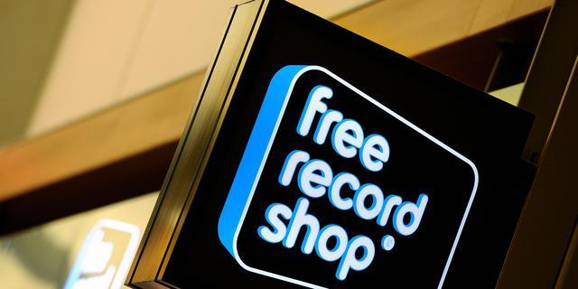 Profiel Free Record Shop