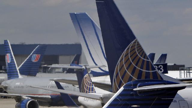 Falend netwerk legt United Airlines tijdelijk plat