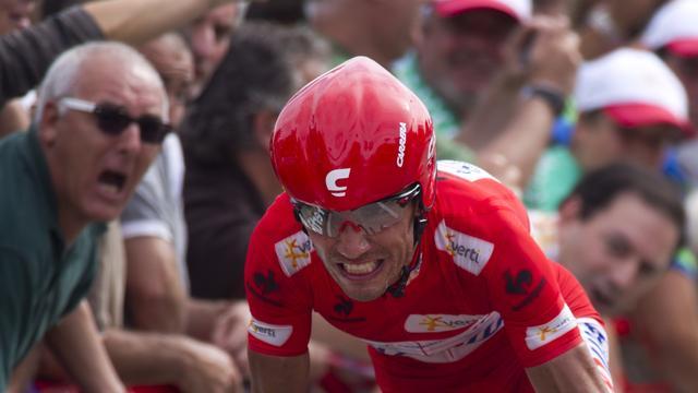 Rodriguez behoudt rode trui in Vuelta