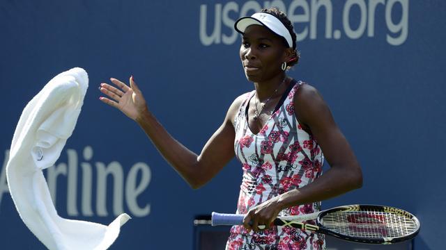 Venus Williams eevnoudig verder in New York
