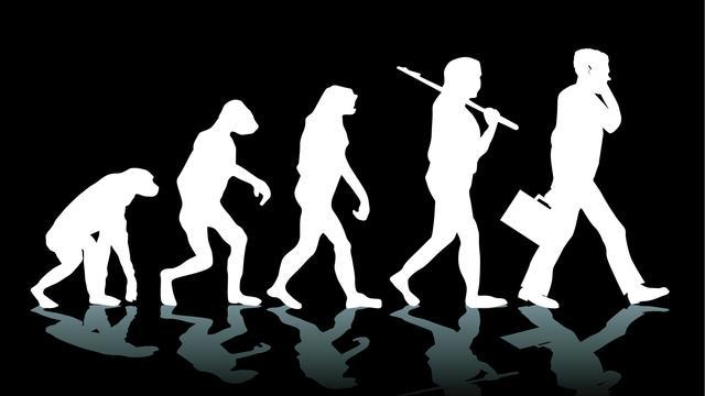 'Evolutie zal mensen niet slimmer maken'