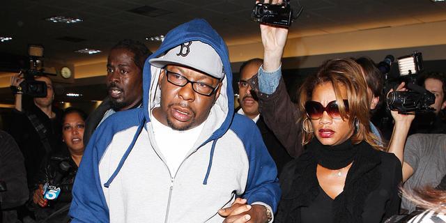 Bobby Brown vervolgd na rit met slok op