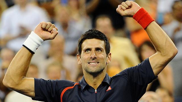 Djokovic veel te sterk voor Lorenzi in New York
