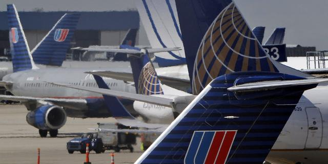 Kleiner verlies voor United Airlines