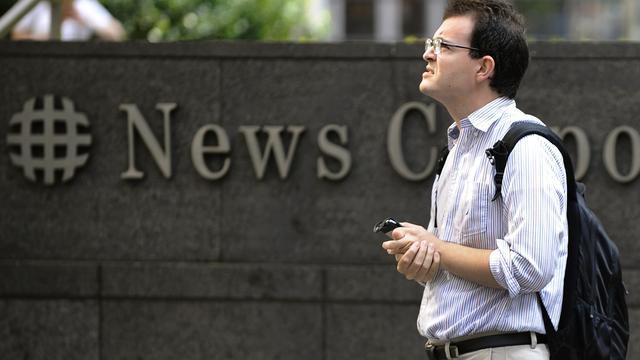 News Corp lijdt miljardenverlies