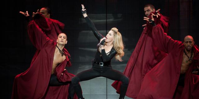 Madonna steunt protestband Pussy Riot