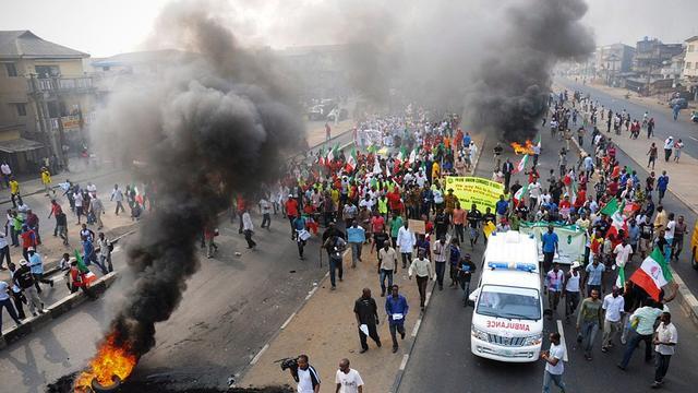 Reeks arrestaties in Nigeria na aanslagen