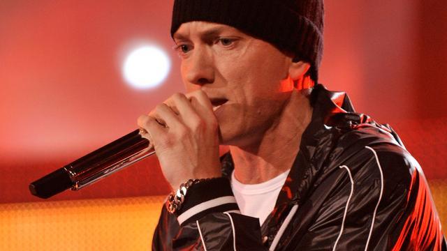 'Eminem is bijna klaar met nieuw album'