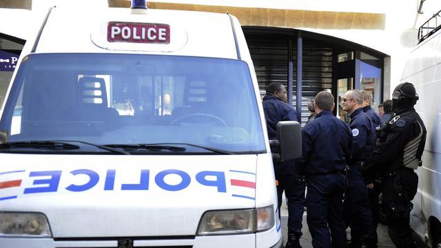 Rel Marseille overschaduwt politiecongres
