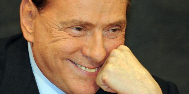 Berlusconi keert terug bij AC Milan