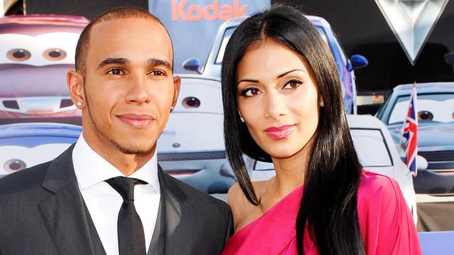 Nicole Scherzinger en Lewis Hamilton weer een koppel